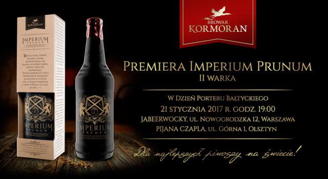 Premiera II warki Imperium Prunum 2017