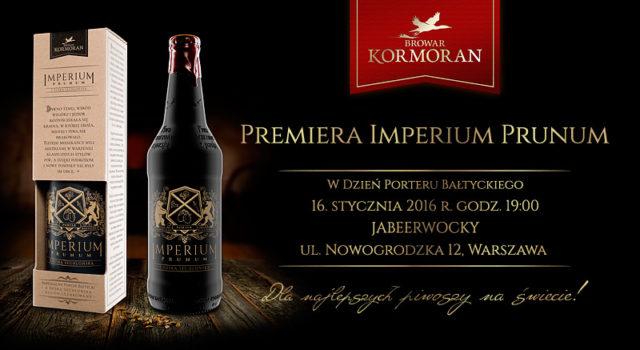 Premiera Imperium Prunum