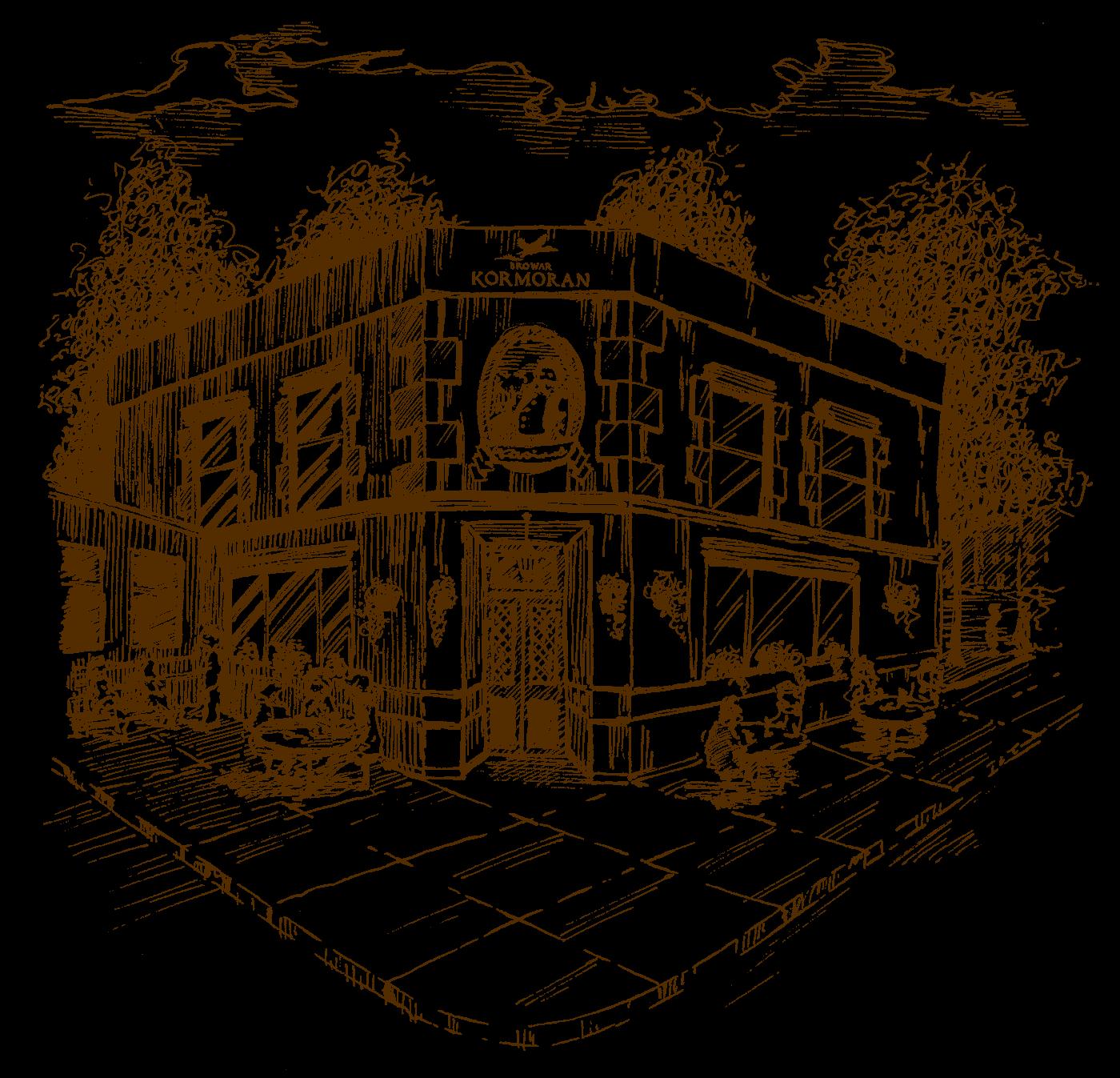 Browar Kormoran pub