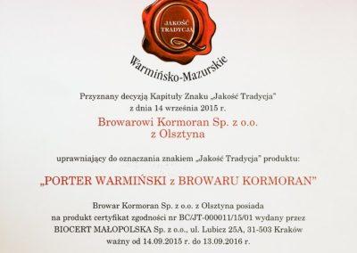 certyfikat-jakosc-tradycja-porter-warmonski-01