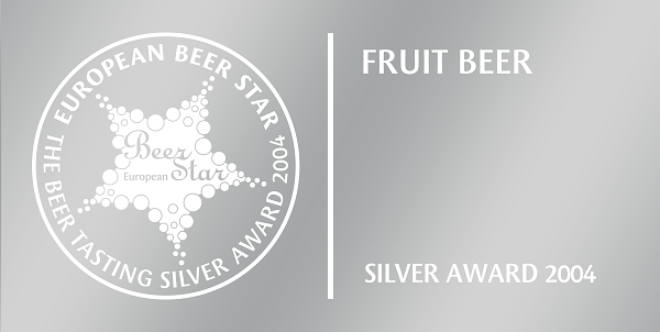 European Beer Star 2004 - Silver Wiśnia w Piwie