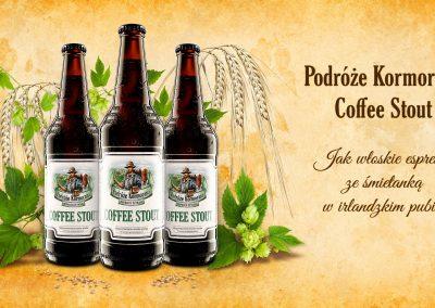 Podróże Kormorana – Coffee Stout