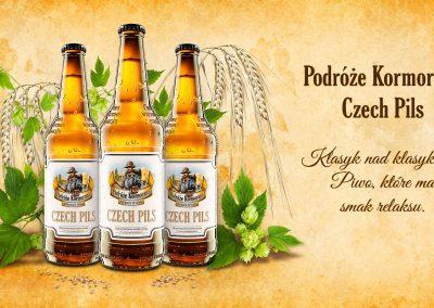 Podróże Kormorana – Czech Pils