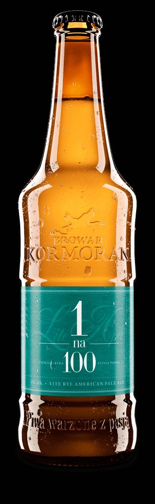 Browar Kormoran – 1 na 100 Lite APA