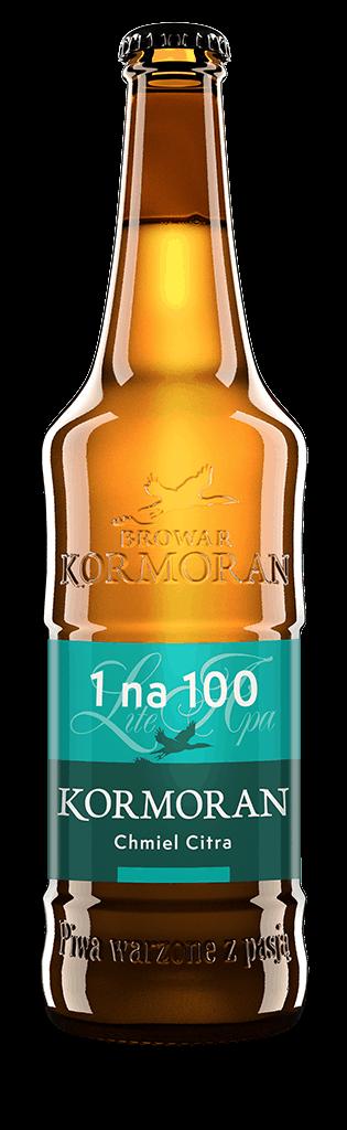 Browar Kormoran – 1 na 100