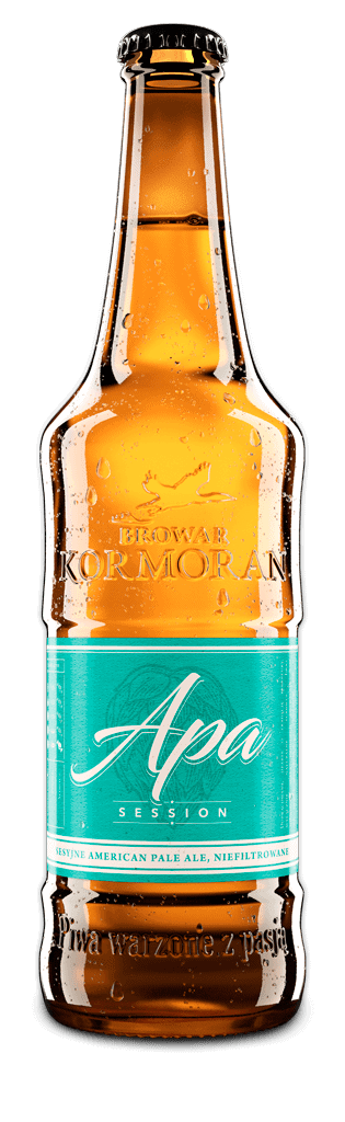 Browar Kormoran – Session APA