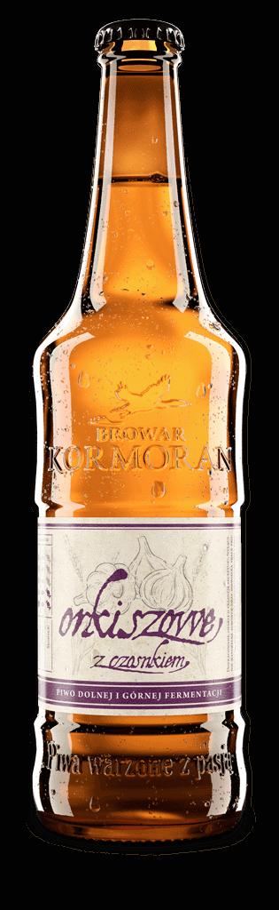 Browar Kormoran – Orkiszowe z czosnkiem