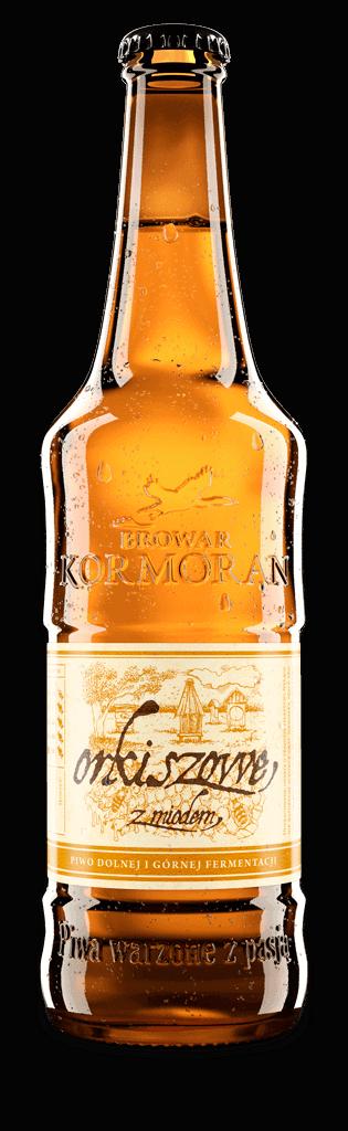 Browar Kormoran – Orkiszowe z miodem