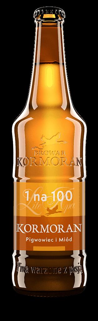 Browar Kormoran – 1 na 100 pigwowiec, miód