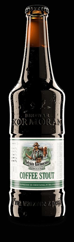 Browar Kormoran – Podroże Kormorana – STOUT