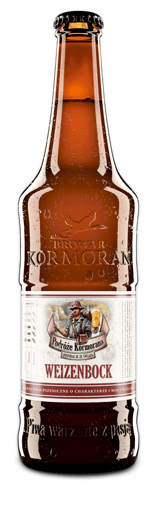Browar Kormoran – Podroże Kormorana – WEIZENBOCK