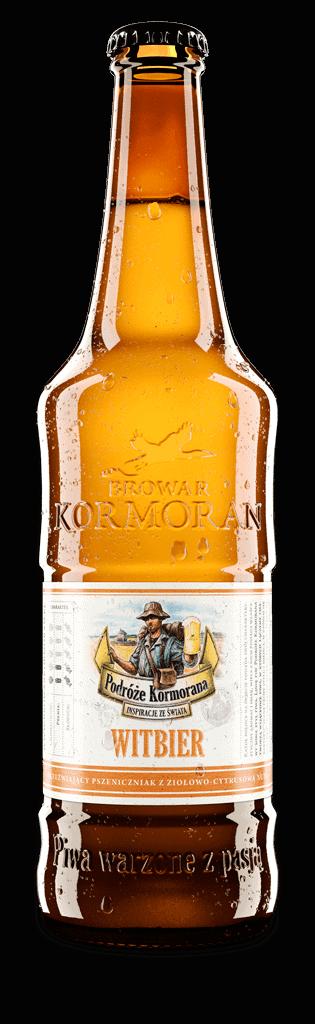 Browar Kormoran – Podroże Kormorana – WITBIER