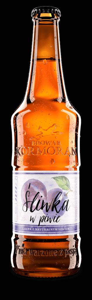 Browar Kormoran – Śliwka w piwie
