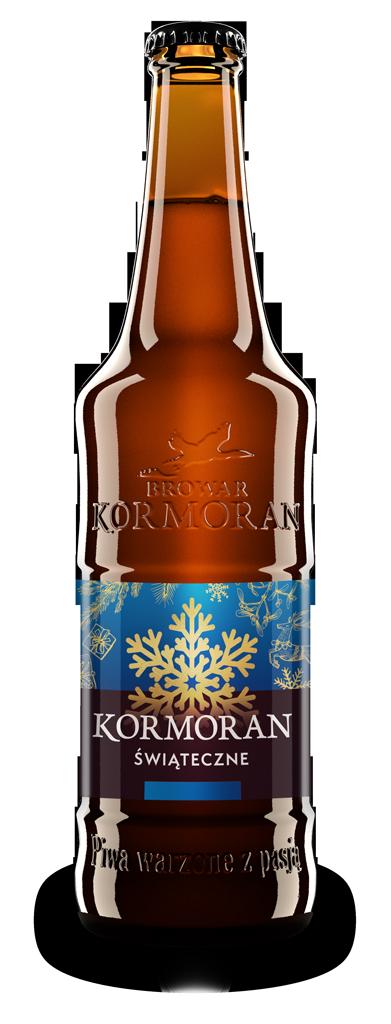 Browar Kormoran – piwo Świąteczne