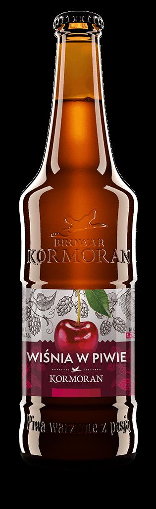 Browar Kormoran – Wiśnia w piwie