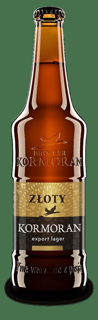 Kormoran – Złoty