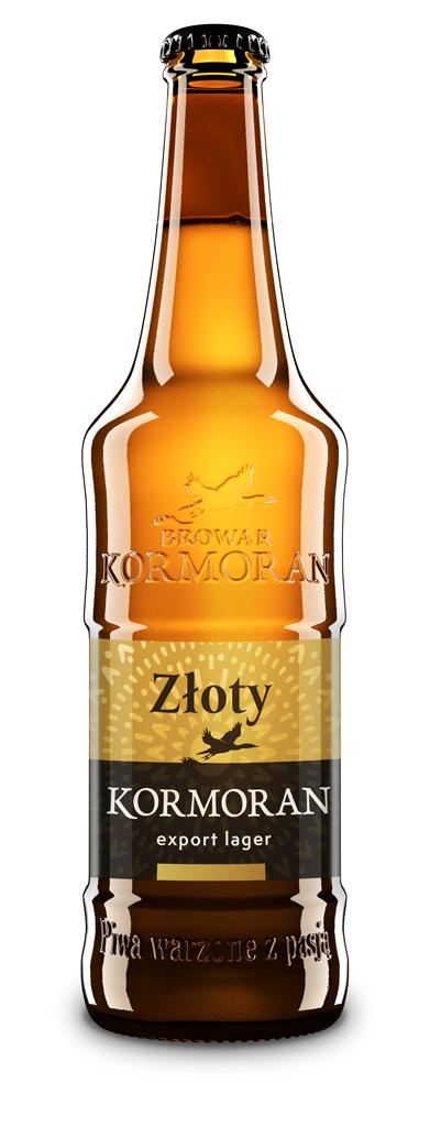 kormoran-złoty