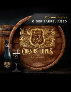 CORNUS LUPUS CIDER BARELL AGED