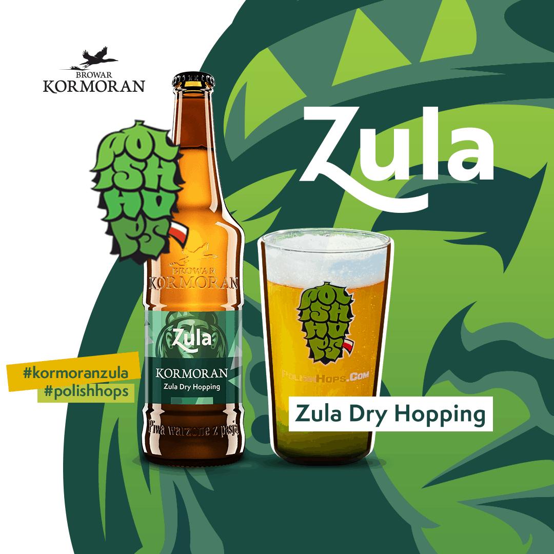 ZULA – kolejny single hop na polskim chmielu