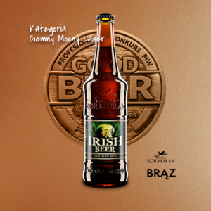 Browar Kormoran -Irish Beer