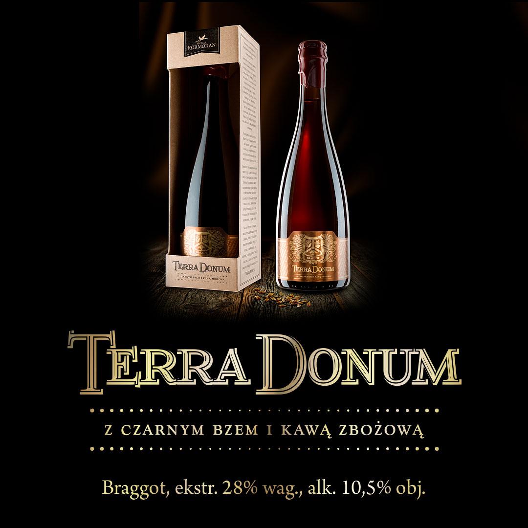 Piwo Terra Donum - Browar Kormoran