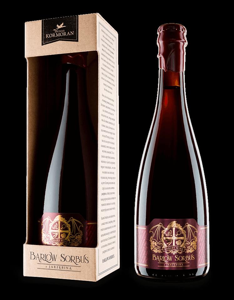 Barlow Sorbus - barley wine z jarzębiną