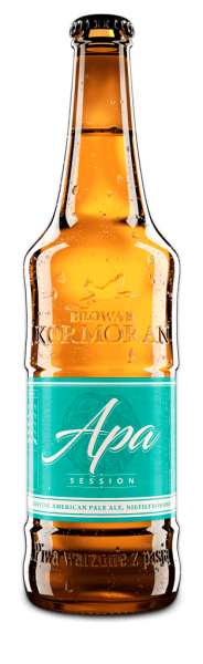 Browar Kormoran - Session APA