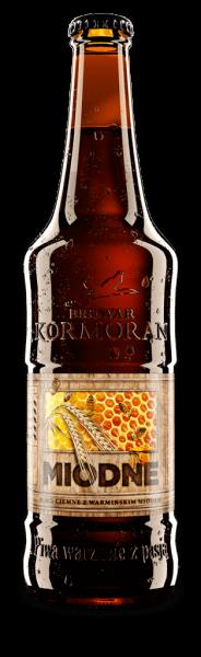 Browar Kormoran - Miodne