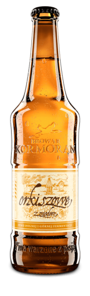 Browar Kormoran - Orkiszowe z miodem
