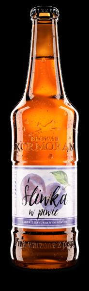Browar Kormoran - Śliwka w piwie