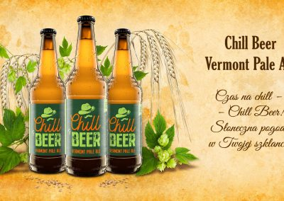 Chill Beer Vermont Pale Ale