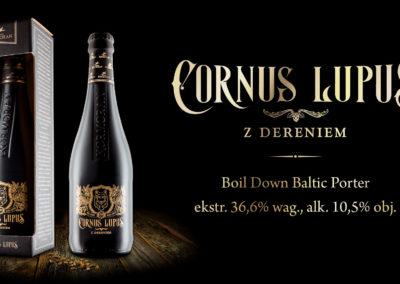 Cornus Lupus