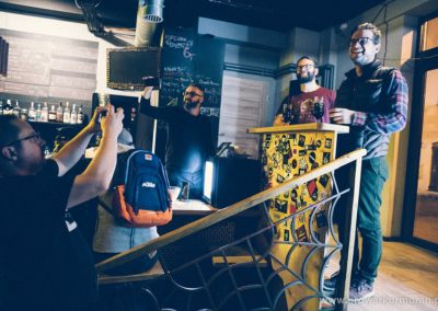 Premiera Terra Donum w Pijanej Czapli - Olsztyn 12.10.208